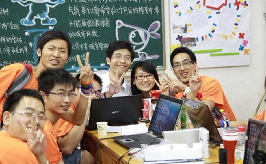 李阳疯狂英语培训学校